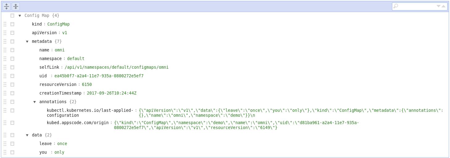 Synchronize Configuration across Namespaces